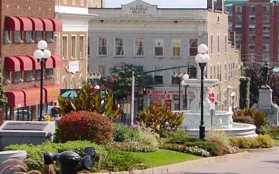 Visit the City of Brockville where you can Explore the beauty of the 1000 Islands by land and water