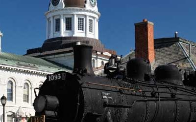 Visit the City of Kingston and you'll discover the city's rich military history, inspiring arts centre, and breathtaking waterfront